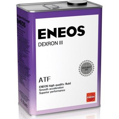 ENEOS жидкость для АКПП DEXRON III 4л