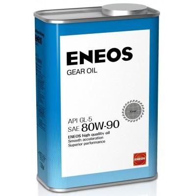 ENEOS масло трансмиссионное GEAR GL-5 80W90 0,94л
